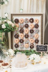 DIY donut wall